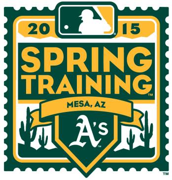 2015-Oakland-Athletics-Spring-Training-Logo