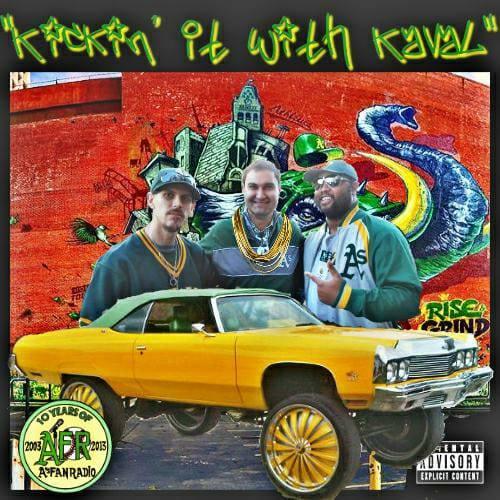 Kickin' It With Kaval logo