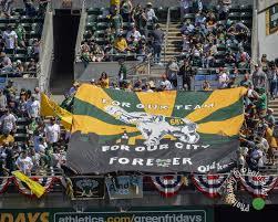 Oakland RF Bleachers Facebook page